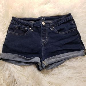 BDG Mid Rise Jean Shorts